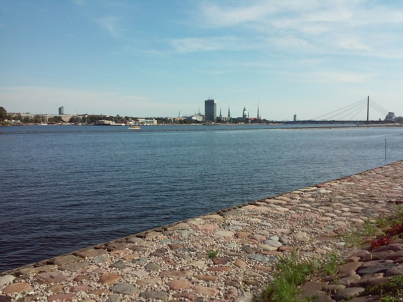 Riga Riverside Camping