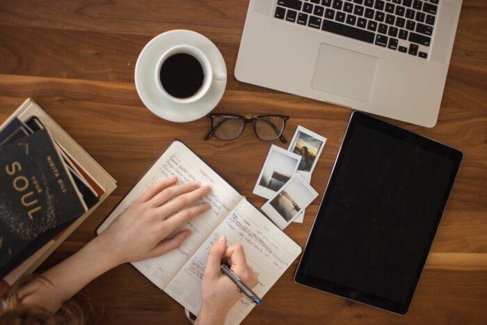 nauka blogowania